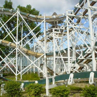 Leap-the-Dips: The World's Oldest Operating Roller Coaster