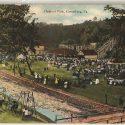Oakford Park Roller coaster in Jeannette