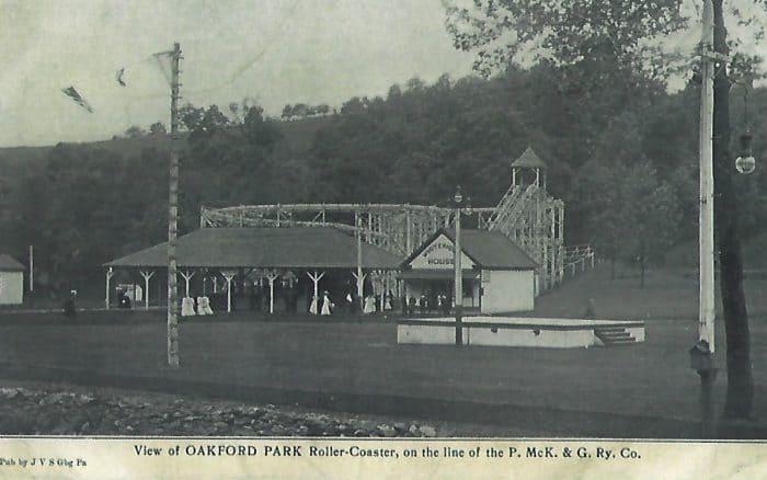 Oakford Park Roller Coaster