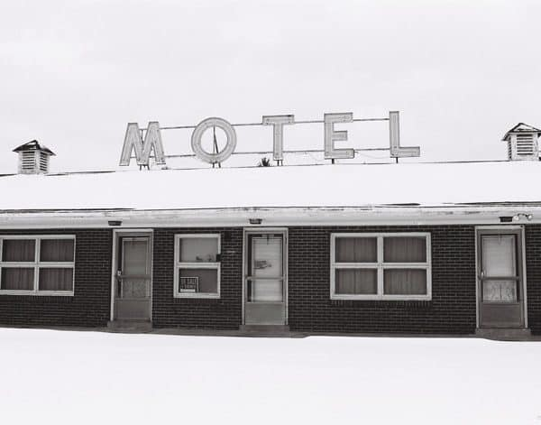 Brick Motel Shirey's Motel