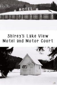 Shirey's Lake View Motel and Motor Court