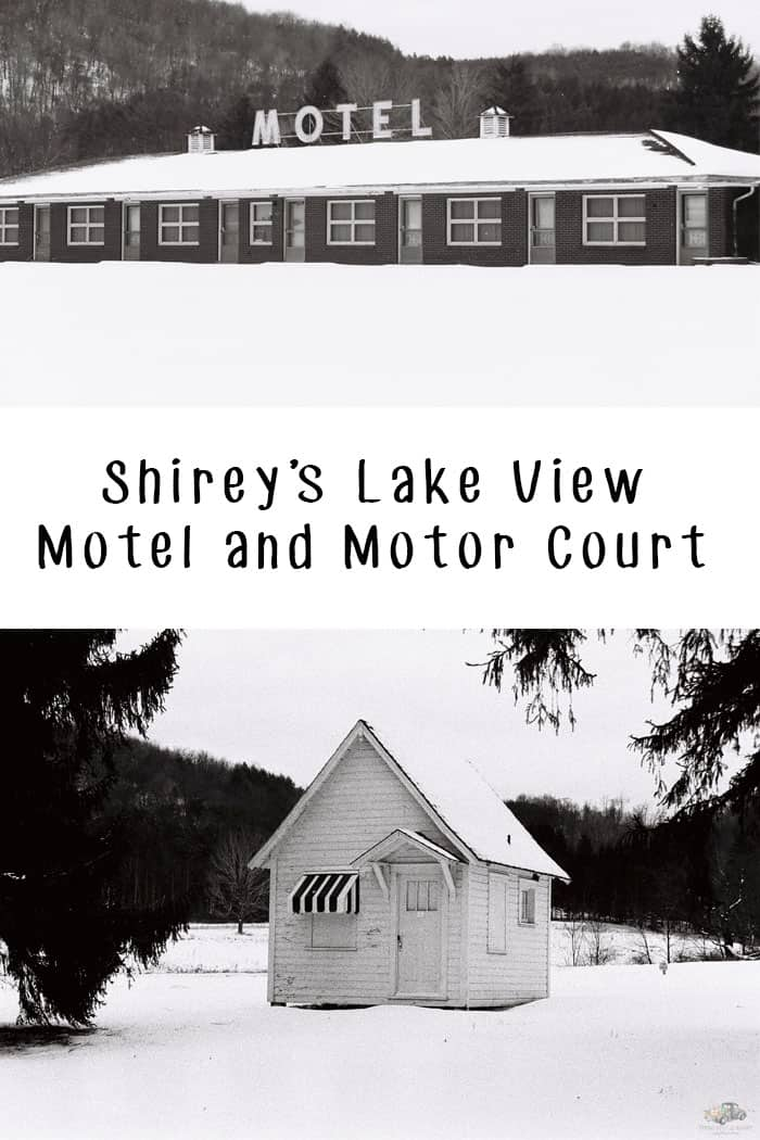 Shirey's Lake View Motel and Motor Court
