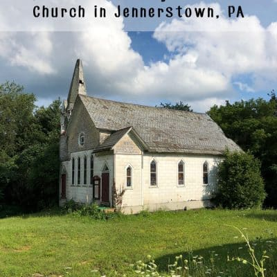 The Saving of Jennerstown's Trinity Reformed Church