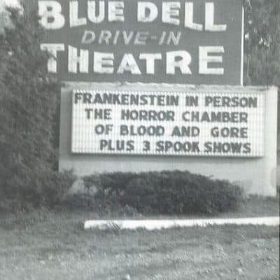 Blue Dell Complex in Irwin: Eat, Swim, and See a Movie