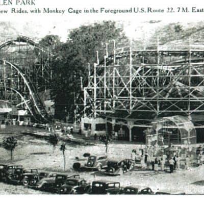 Burke Glen: Monroeville's Defunct Amusement Park
