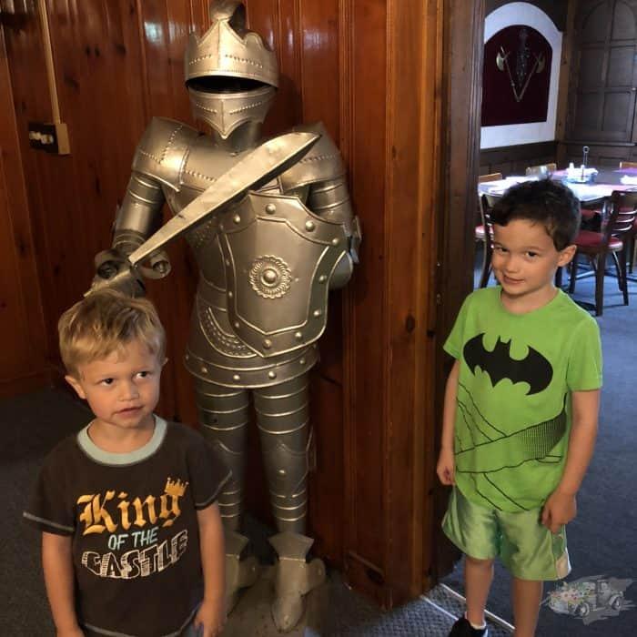 Kings & Queens Suit of Armor