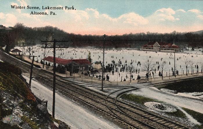 Lakemont Park Trolley Park