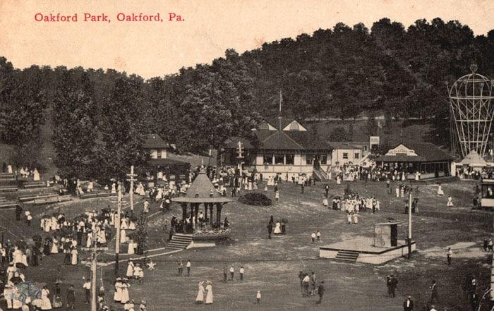 Oakford Park Trolley Park
