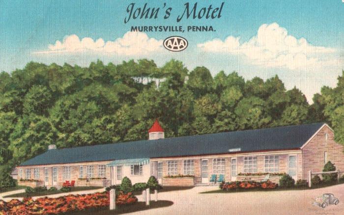 John's Motel in Murrysville