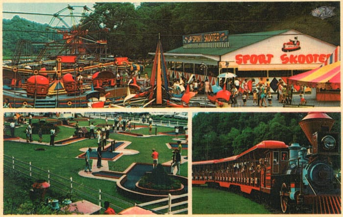 White Swan Park Amusements