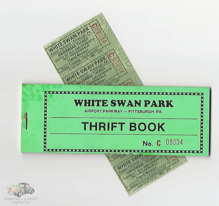 White Swan Tickets