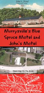 Murrysville's Blue Spruce Motel