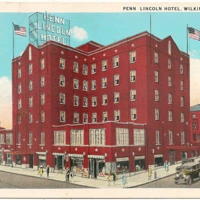 Wilkinsburg's Penn-Lincoln Hotel