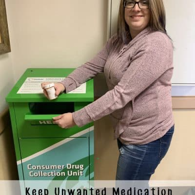 Prescription Take-Back: Help Stop the Opioid Crisis