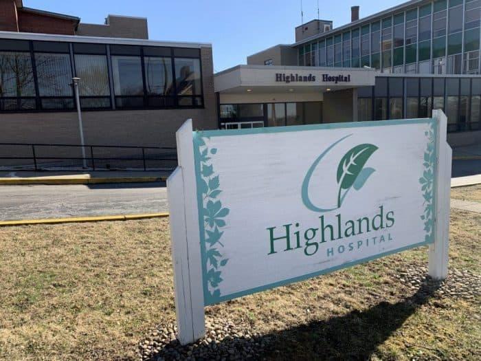 Highlands Hospital Connellsville