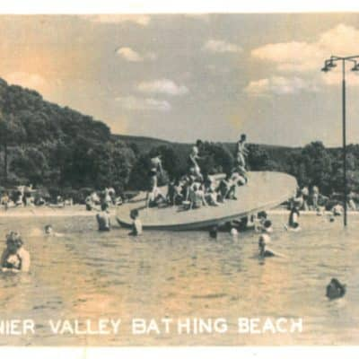 Ligonier Beach: Ligonier's Classic Swimming Pool