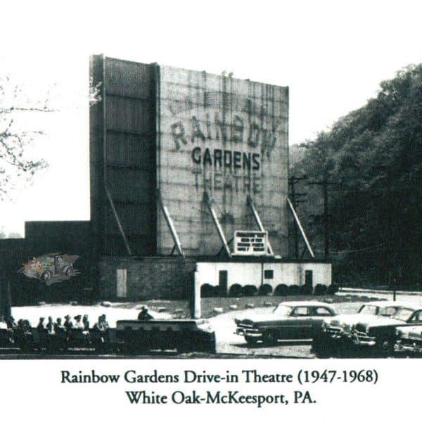 Rainbow Gardens Drive In