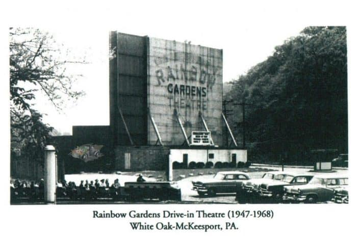 Rainbow Gardens Drive In