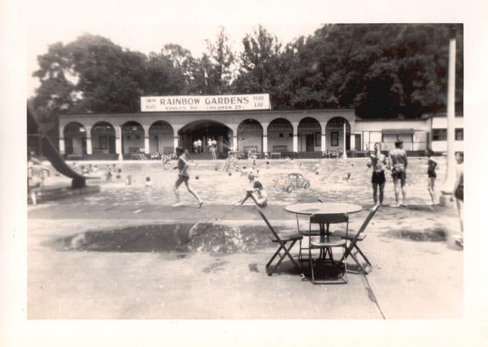 Rainbow Gardens Pool and Bathhouse