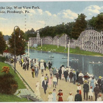 The Final Ride: Nine Closed Pittsburgh-Area Amusement Parks