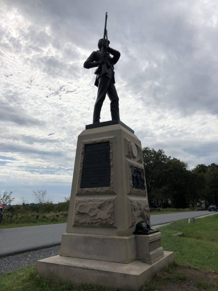 11th Pennsylvania Monument