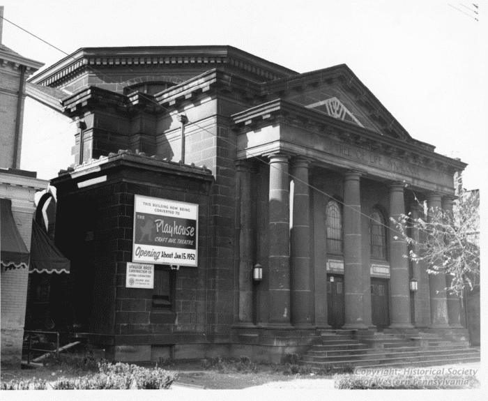 Tree of Life Synagogue at Pittsburgh Playhouse