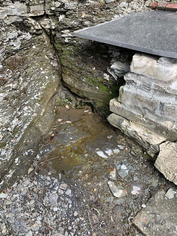 Miraculous Spring at Shrine of Blessed Mother