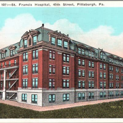 The Strange Tale of Liberace, Pittsburgh, and St. Francis Hospital