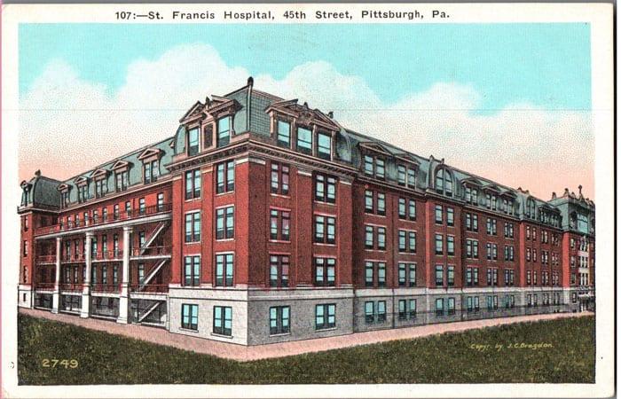 St. Francis Hospital in Lawrenceville