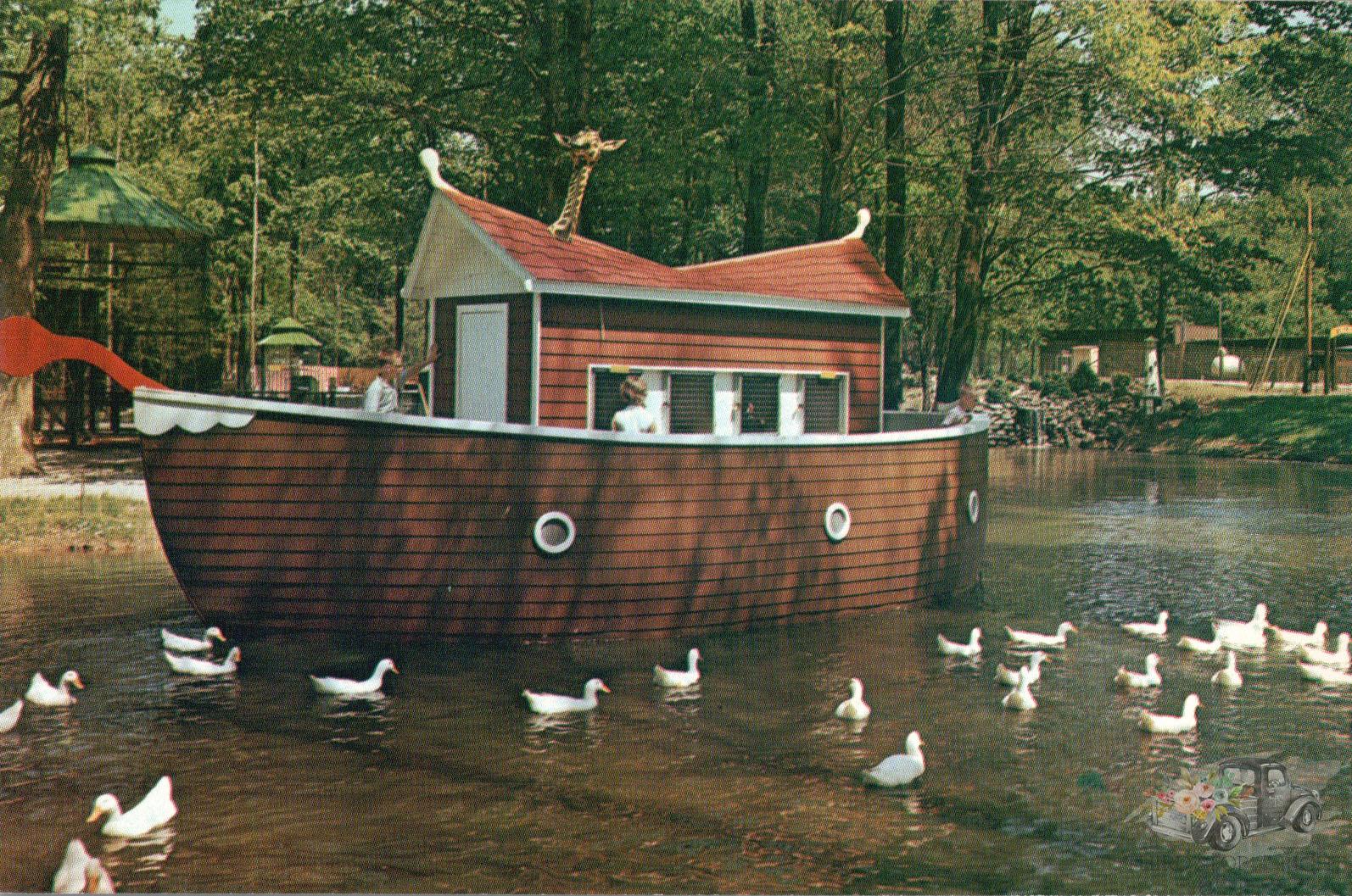 Noah's Ark attraction