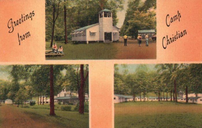 Camp Christian Views