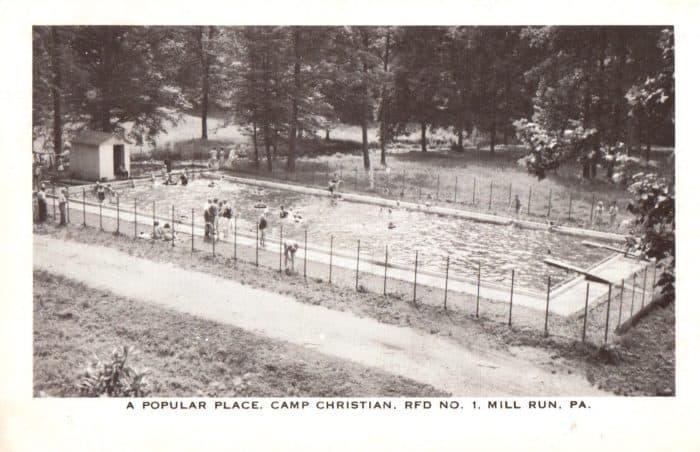 Camp Christian Pool