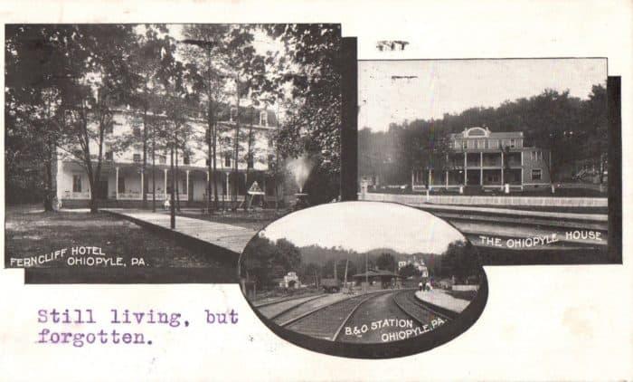 Ohiopyle Pennsylvania