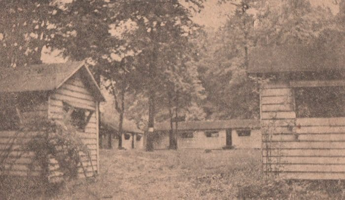 Camp Christian Cabins