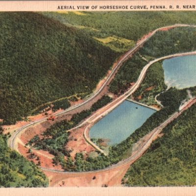 Horseshoe Curve: Western Pennsylvania's Engineering Marvel