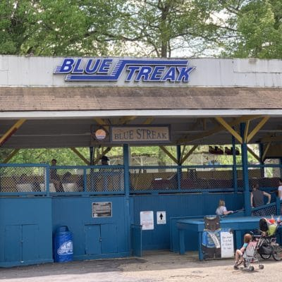 Conneaut Lake Park's Blue Streak Pittsburgh Connection