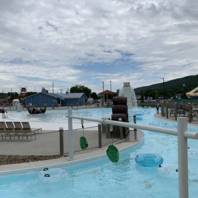 DelGrosso's Interactive Lazy River With a View