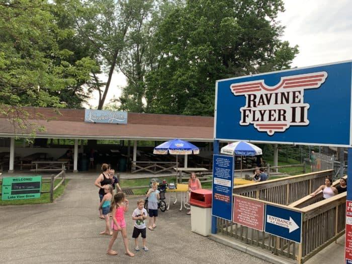 Ravine Flyer II