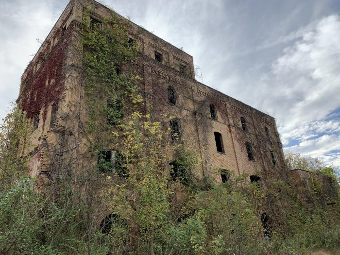 Overholt Distillery Boiler House