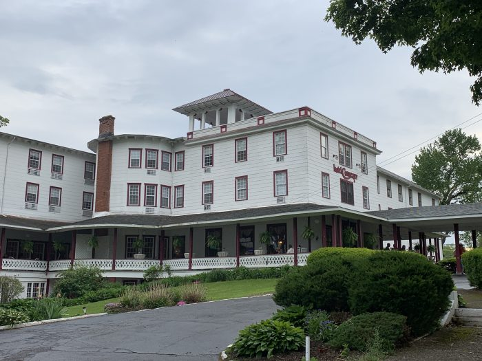 Hotel Conneaut at Conneaut Lake