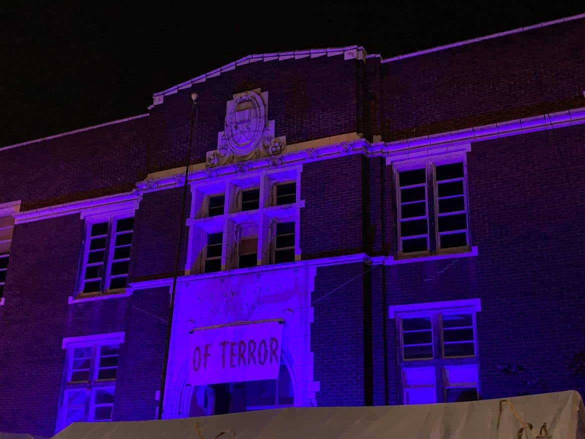 Crawford School of Terror