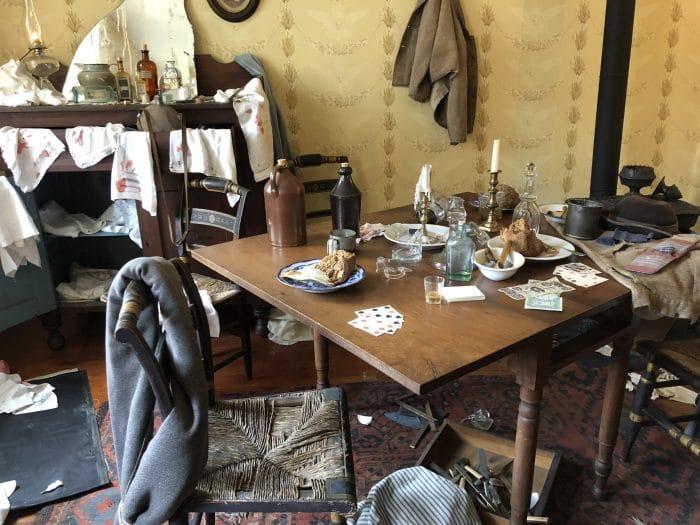 Shriver House Kitchen