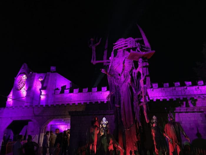 Ghouls and Ghosts at Hundred Acres Manor