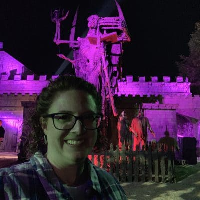 Pittsburgh's Haunted Hundred Acres Manor Attraction