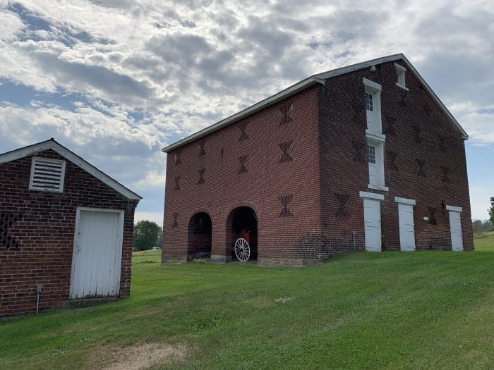 The Hay Barn Located at West Overton Village
