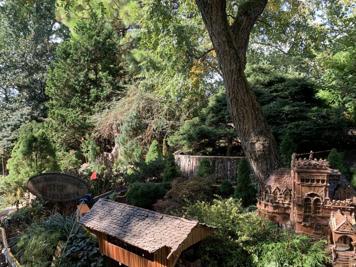 Morris Arboretum Garden Railway