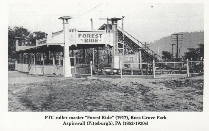 The Forest Ride at Ross Grove Park