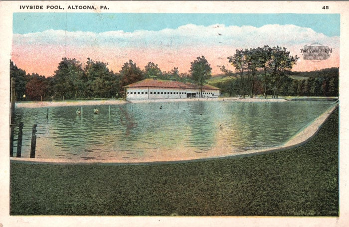 Ivyside Park Swimming Pool and Bathhouse