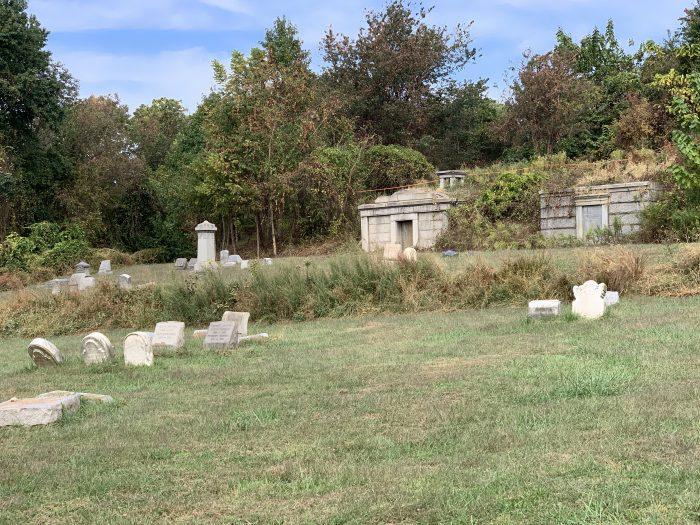 Philadelphia's Mount Moriah Cemetary