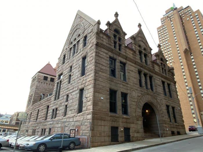 Allegheny County Morgue
